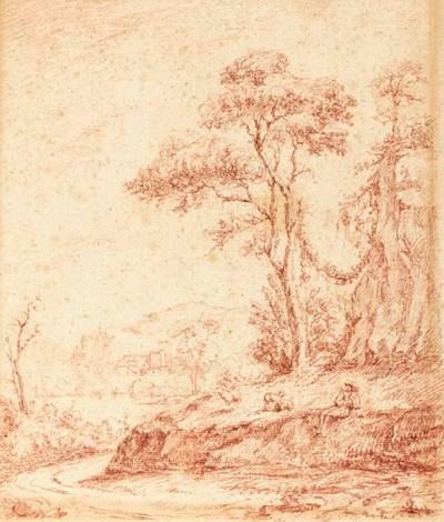 Follower of Antoine Watteau (1
