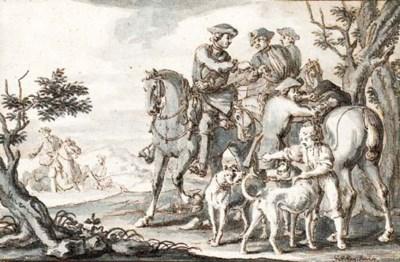 Georg Philipp Rugendas (1666-1