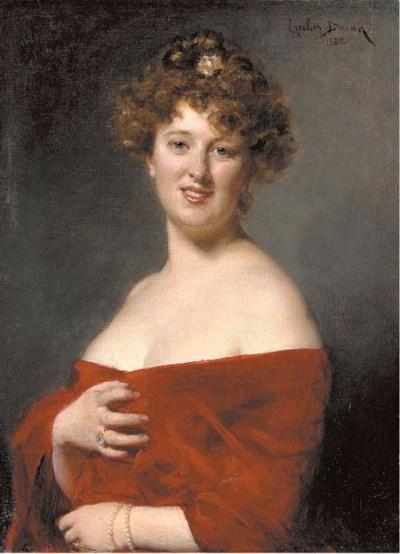 Emile-Auguste Carolus-Duran (F