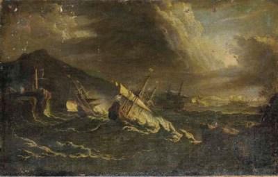 Follower of Pieter Mulier II,