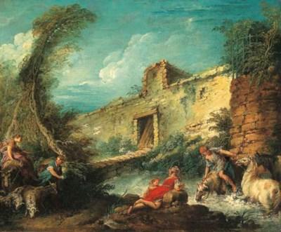 FRANOIS BOUCHER (Paris 1703-17