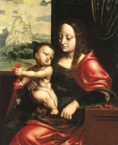 Studio of Joos van Cleve (c.14