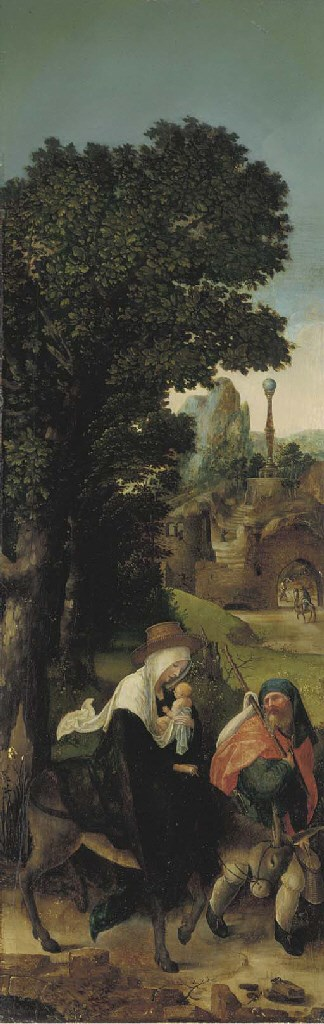 Circle of Joachim Patinir (Din