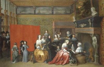 HIERONYMOUS JANSSENS (Antwerp