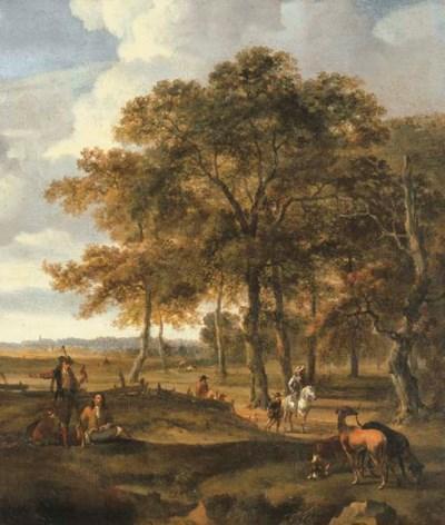 Jan Wynants (Haarlem c.1630-16