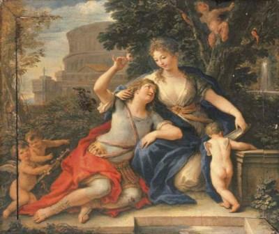 PAOLO DE MATTEIS (Naples 1662-