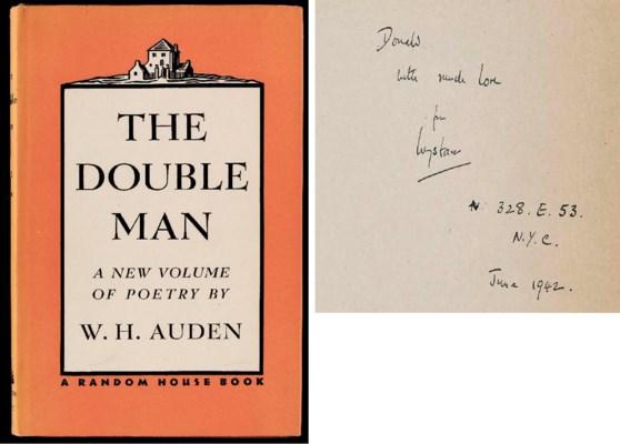 AUDEN, W.H. The Double Man. Ne