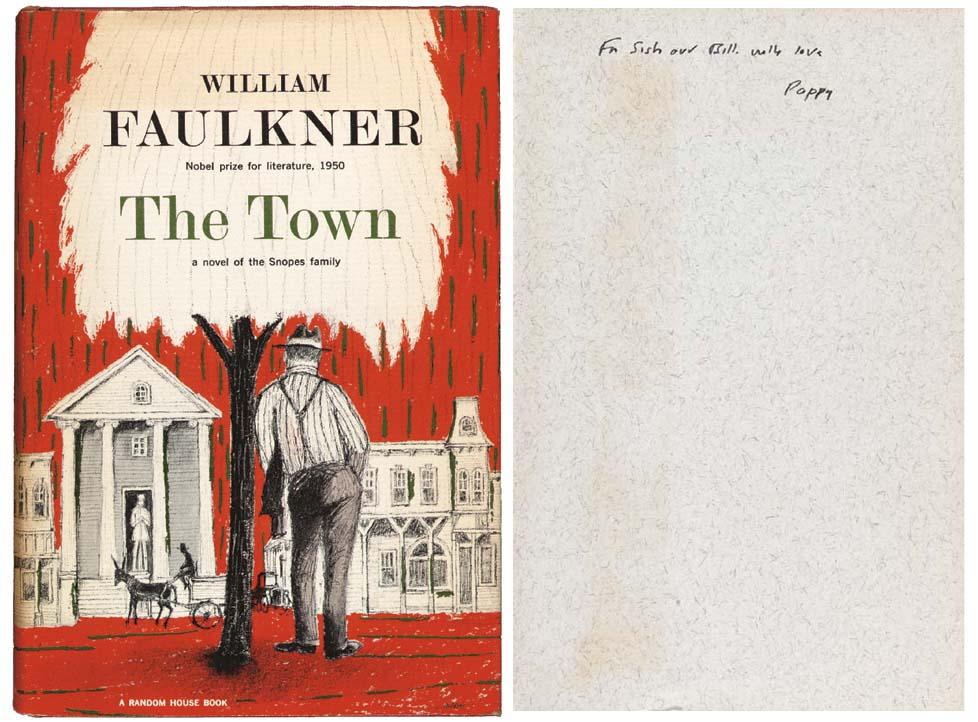 FAULKNER, William. The Town. N