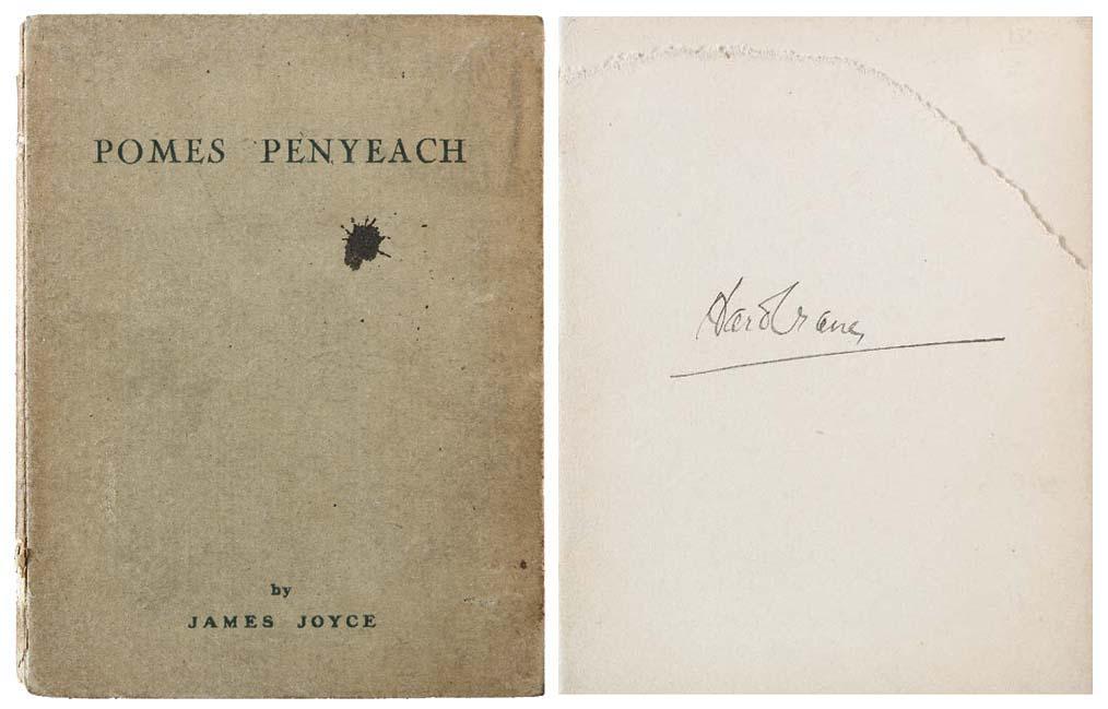 JOYCE, James. Pomes Penyeach.