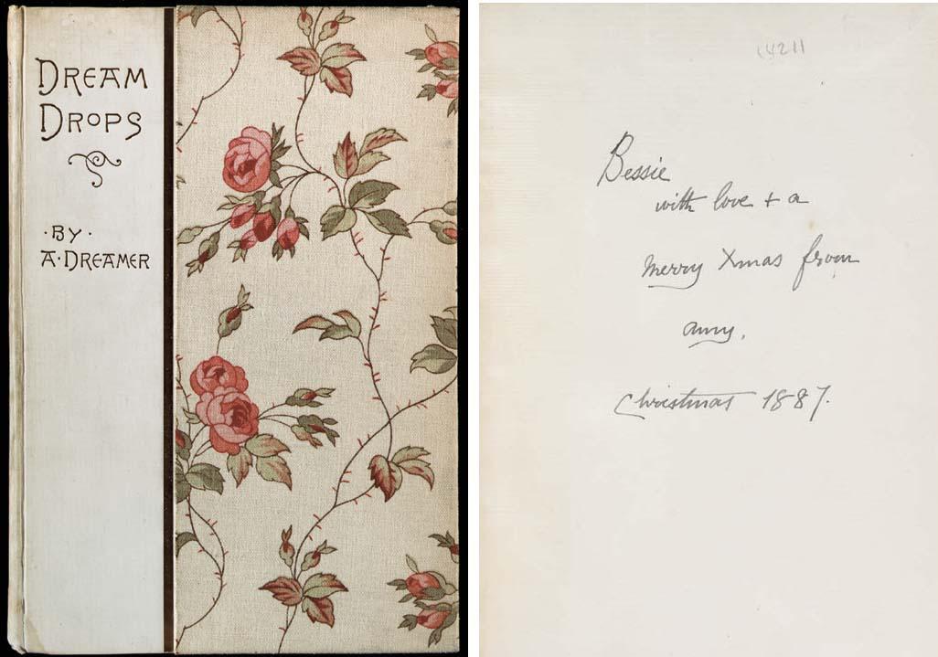 [LOWELL, Amy (1874-1925)]. Dre