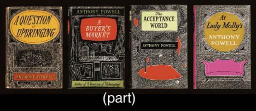 POWELL, Anthony Dymoke. [A Dan