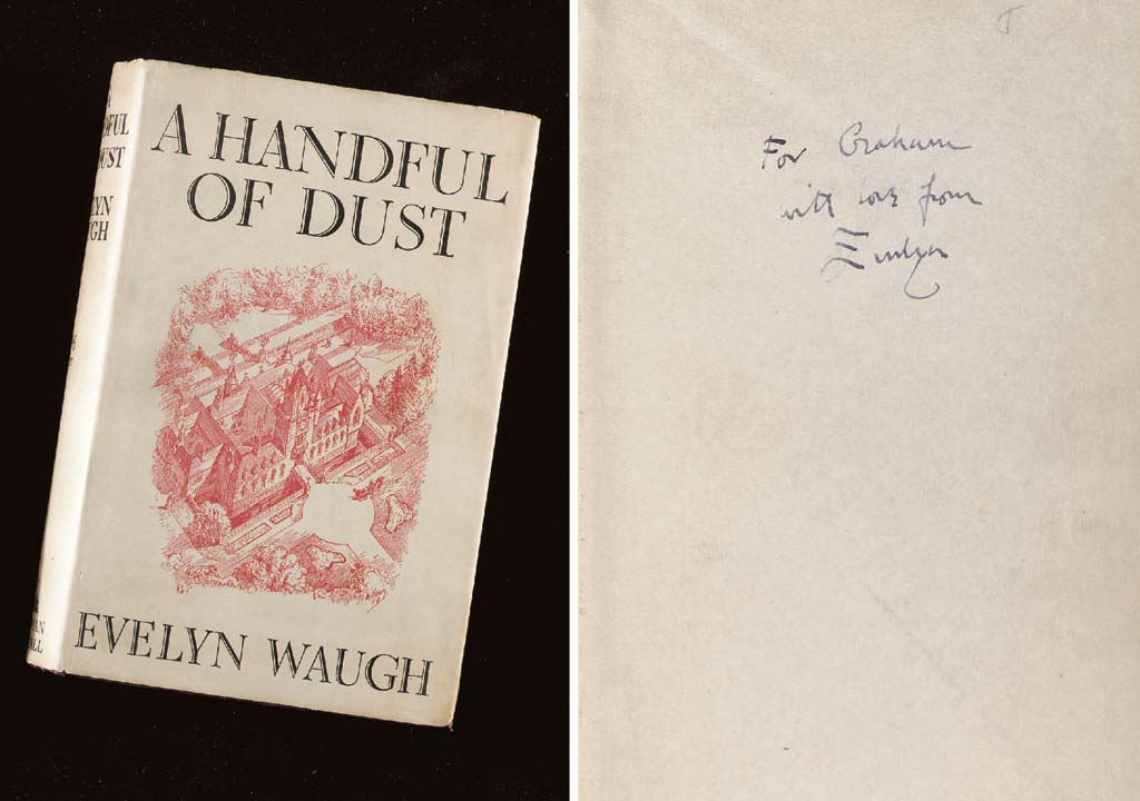 WAUGH, Evelyn. A Handful of Du