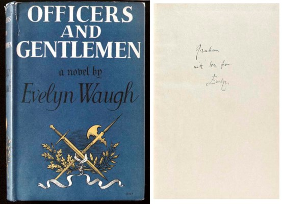 WAUGH, Evelyn. Officers and Ge
