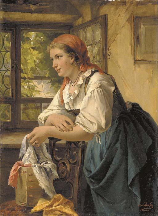 Carl Herpfer (German, 1836-189