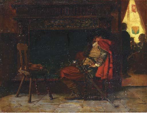 Jean Georges Vibert (1840-1902
