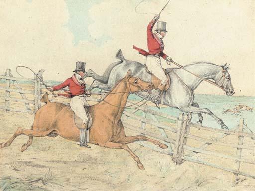 HENRY ALKEN, JUN. (1810-1894)