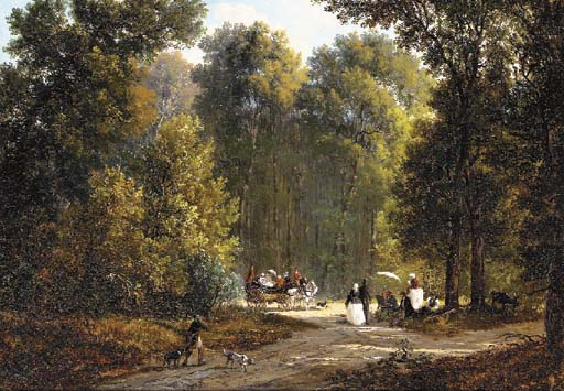 Victor de Grailly (1804-1889)