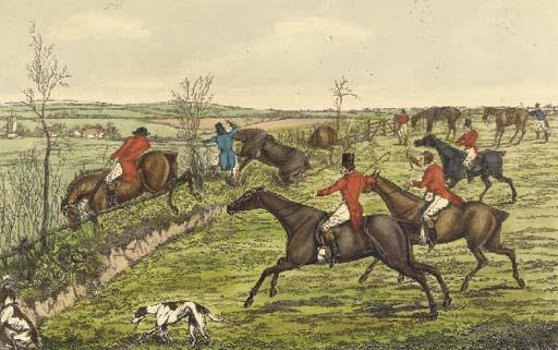 AFTER HENRY THOMAS ALKEN (1785-1851)