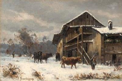 Francois Regis Gignoux (1816-1