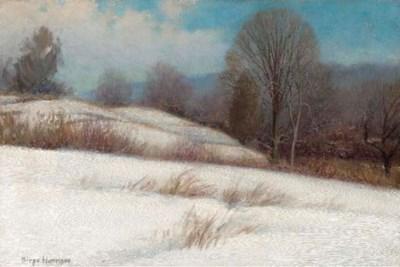 Lowell Birge Harrison (1854-19