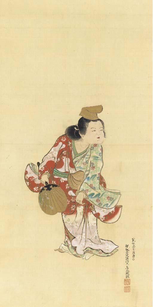 Teisai Hokuba (1771-1844) and