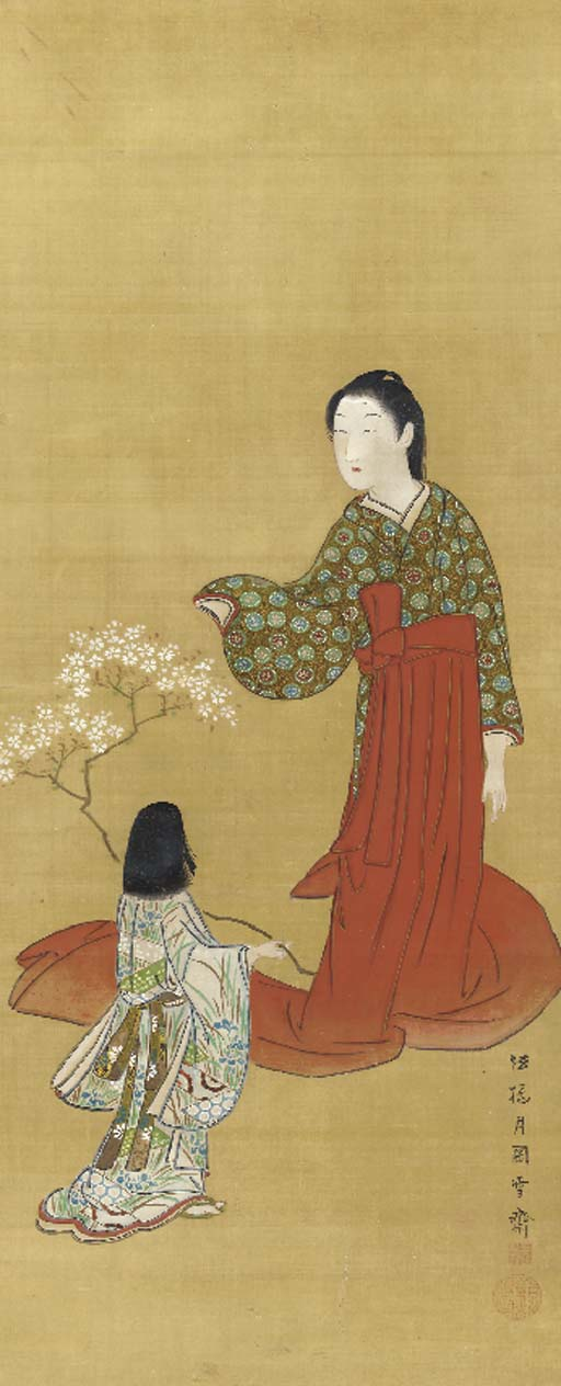 Tsukioka Sessai (d. 1839)