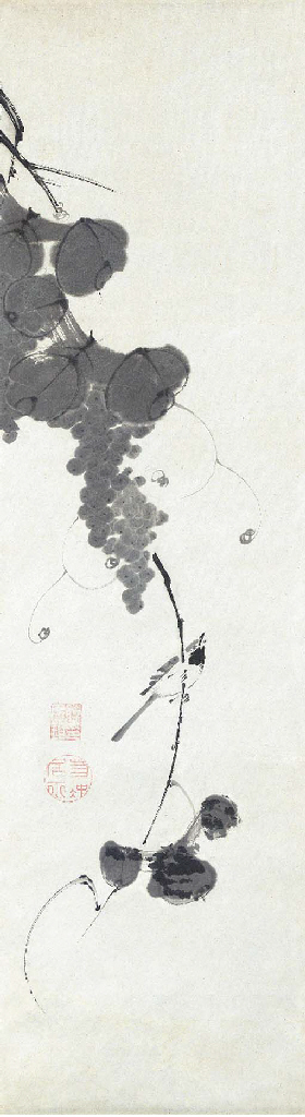 Style of Ito Jakuchu (19th cen