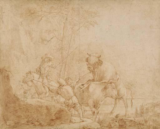 Johann Heinrich Roos (1631-168