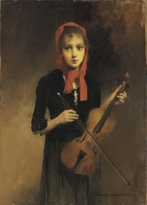 Louis-Henri Deschamps (French,