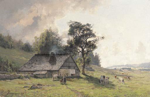 Edouard Jeanmaire (Swiss, 1847