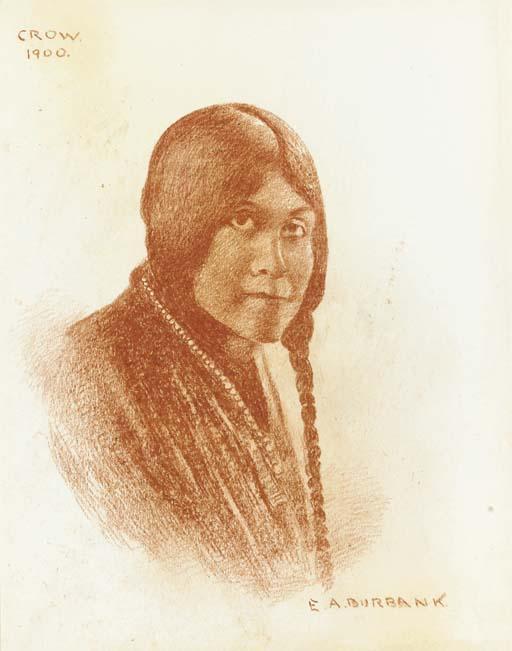 Elbridge Ayer Burbank (1858-19