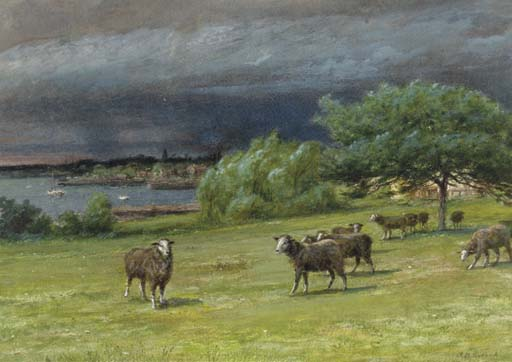 James Brade Sword (1839-1915)