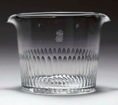 A SET OF ELEVEN ENGLISH GLASS