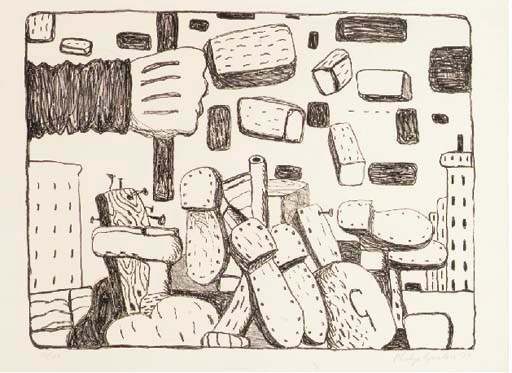 PHILIP GUSTON (1912-1980)