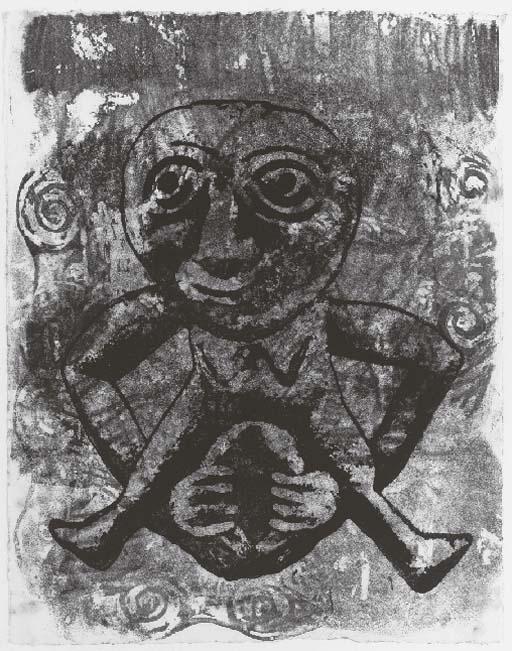 NANCY SPERO (B. 1926)