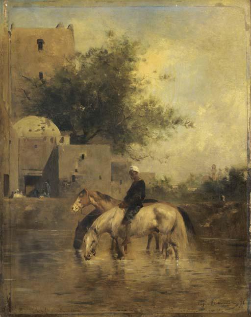 Eugène Fromentin (French, 1820