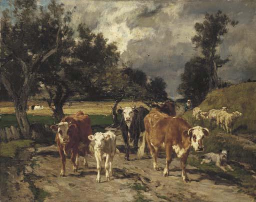 Emile van Marcke de Lummen (Fr