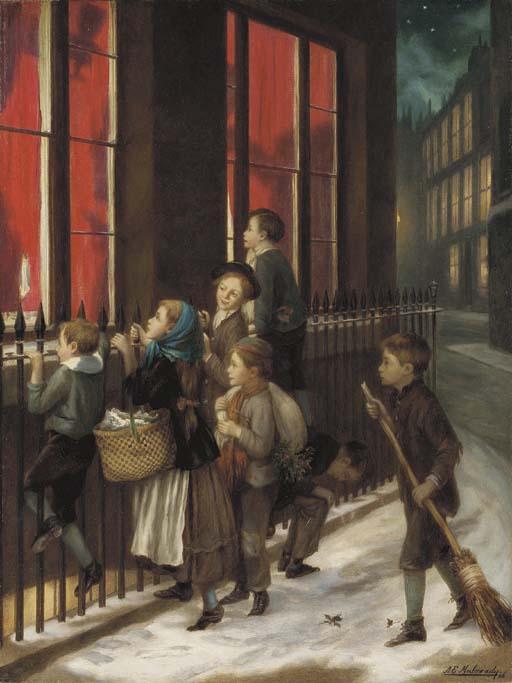 Augustus Edwin Mulready (Briti