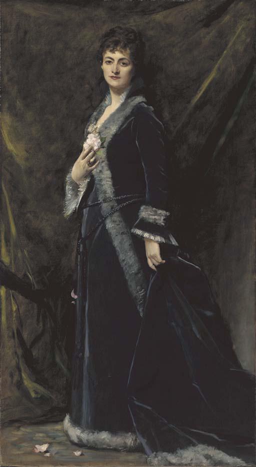 Emile-Auguste Carolus Duran (F