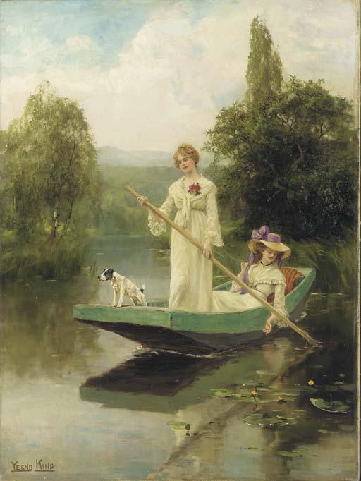 Henry John Yeend King (English