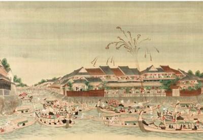 School of Utagawa Toyoharu (17