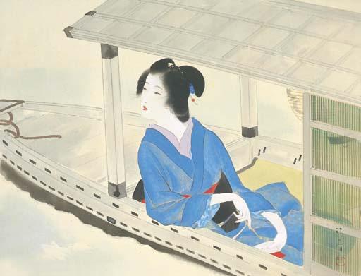 Kaburagi Kiyokata (1878-1972)