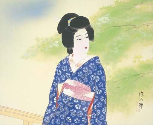 Ito Shinsui (1898-1973)