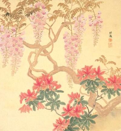 Takashima Hokkai (1850-1931)