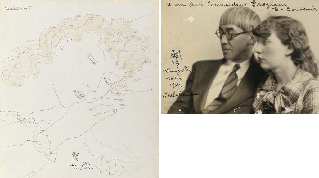 Foujita Tsuguharu (1886-1968)