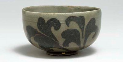 An Iron-Decorated and Celadon