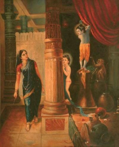 School of Raja Ravi Varma