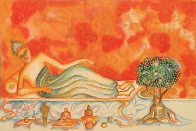 Bhupen Khakhar (b. 1934)
