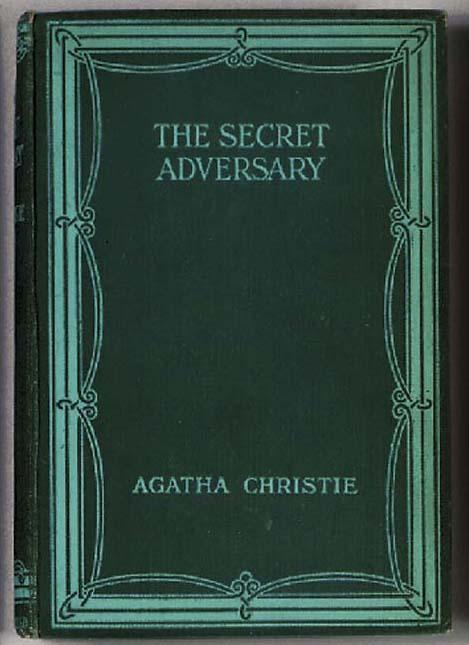 CHRISTIE, Agatha. The Secret A