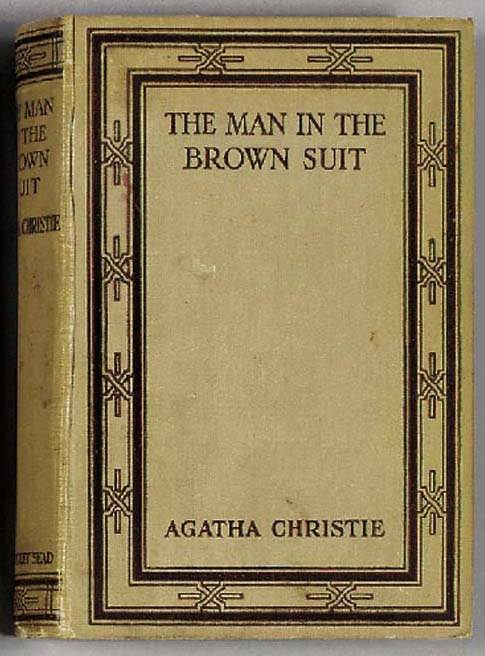 CHRISTIE, Agatha. The Man in t